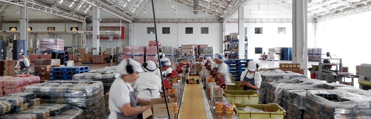 Analizan desarrollo nacional del rubro alimentos
